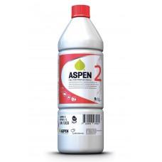 Aspen 2-t-benzin 1 l.