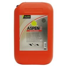 Aspen 2-t-benzin 25l.