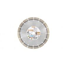 Stihl DIAMANTSKIVE D-X100 Ø 230 MM/ 22,2mm