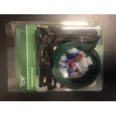 Reparationskit 10M Kabel, 10 samler, 3 Kabelstik